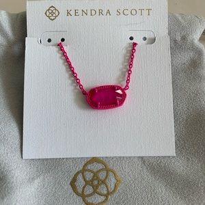 Kendra Scott Signature Elisa Necklace